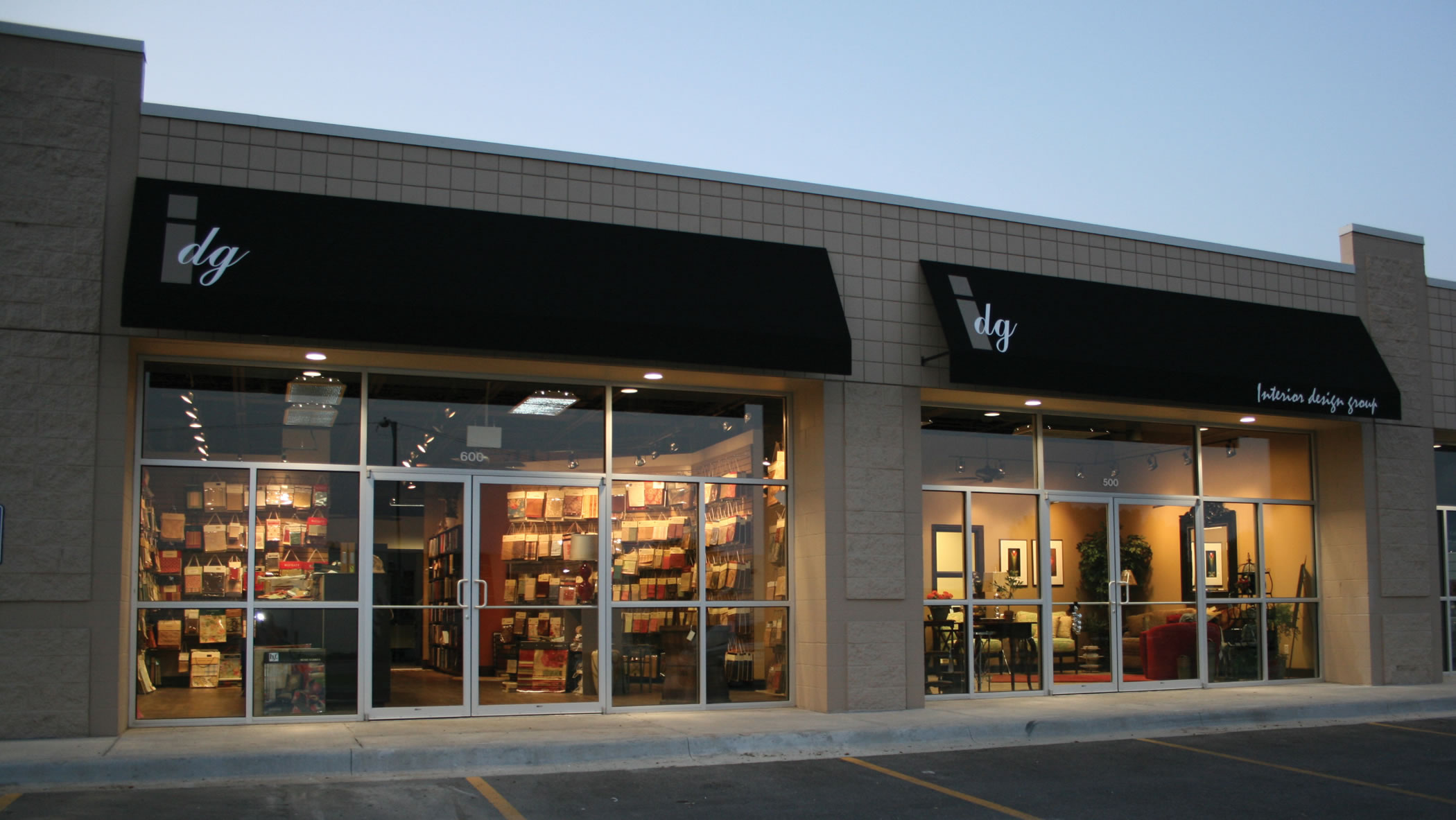 Interior Design Group 13748 F Street Suite 500 Omaha Nebraska 68137 Tel 402 398 9100