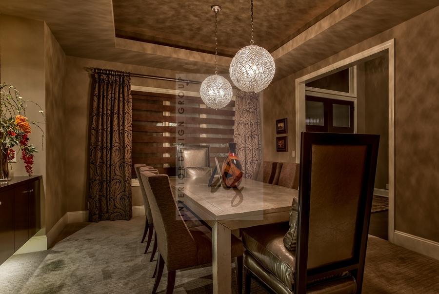Becki Kerns - Sattar Dining Room