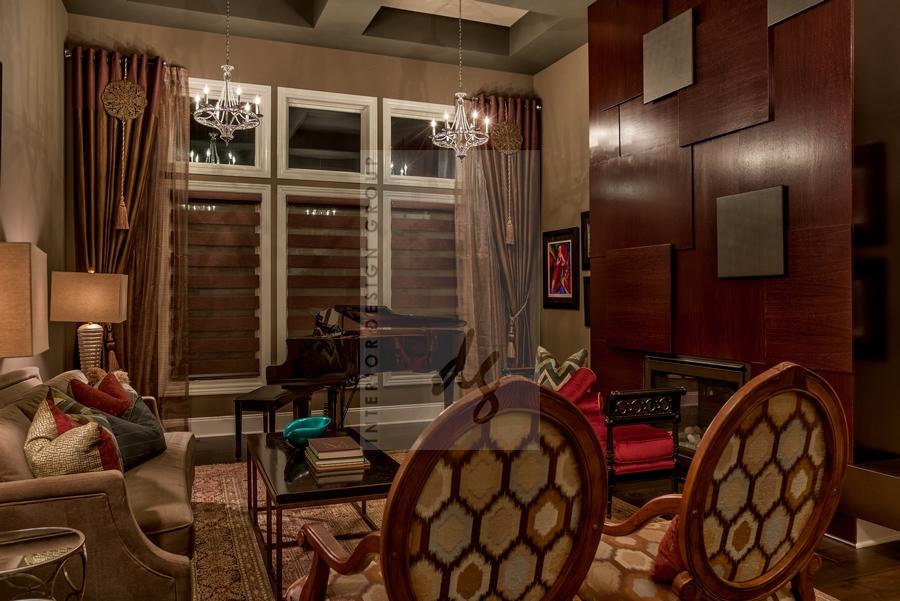 Becki Kerns - Sattar Living Room
