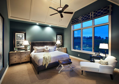 Becki Kerns - Renaissance Master Bedroom
