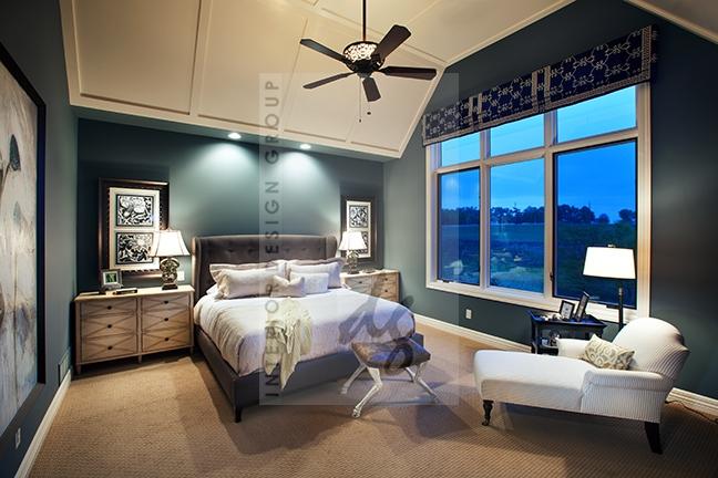 Becki Kerns - Renaissance Master Bedroom
