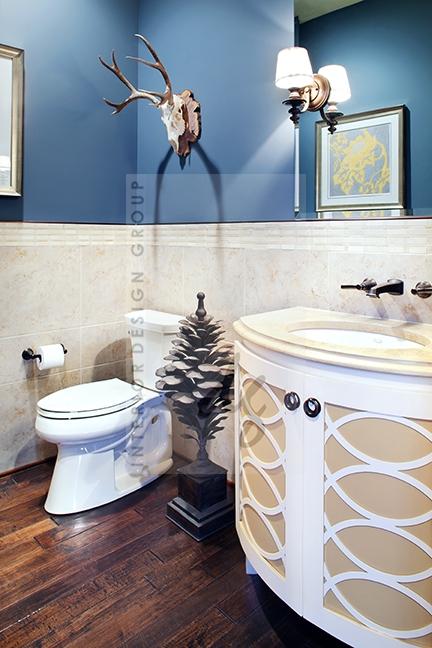 Becki Kerns - Renaissance Powder Room