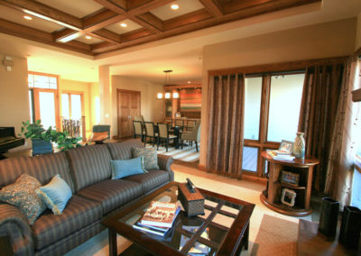 Mary P. Murphy - Contemporary Craftsman Living Room
