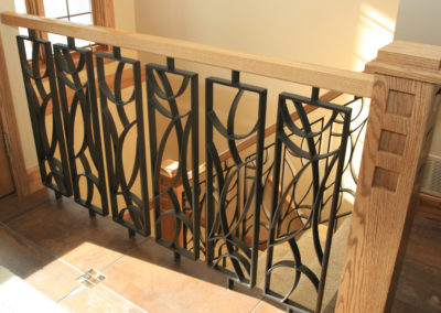 Mary P. Murphy - Custom Railing