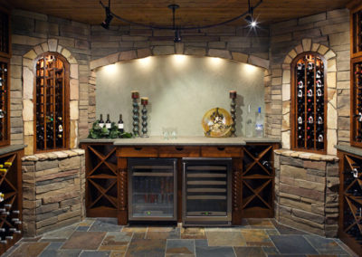 Anita Wiechman - Wine Room