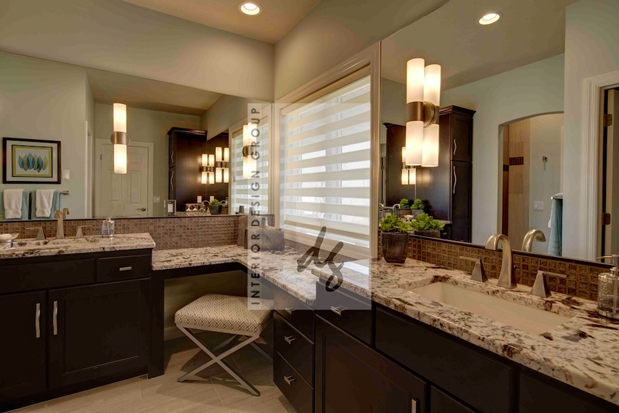 Liz Vacanti - Master Bathroom